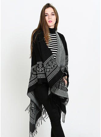Retro/Vintage Oversized/Cold weather Poncho