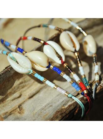 Charming Fancy Bracelets (Set of 5)