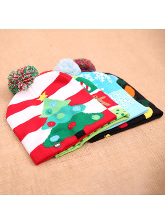 Merry Christmas Knit Christmas Hats