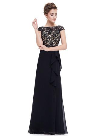 Sleeveless Maxi Little Black Dresses