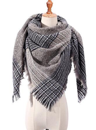 グリッド 大型化/ファッション/快適 スカーフ