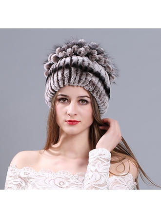 Ladies' Fashion Polyester/Acrylic Beanie/Slouchy