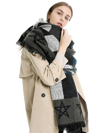 Geometric Print attractive/Cold weather Scarf