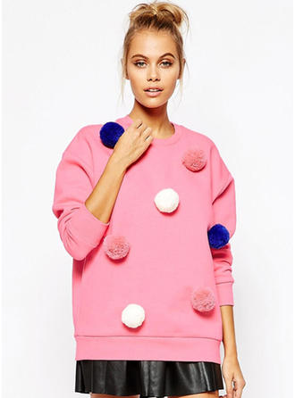 Polyester Pullover