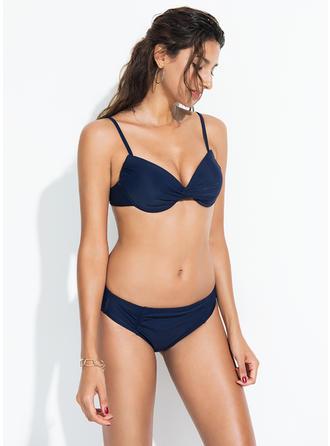 Seksowny Niski stan Pasek Bikinis Kostium kąpielowy