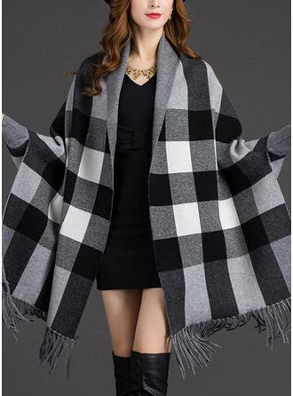 de gran tamaño/moda/Clima frío Envolturas