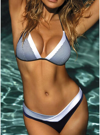 Low Waist Halter Sexy Fresh Bikinis Swimsuits