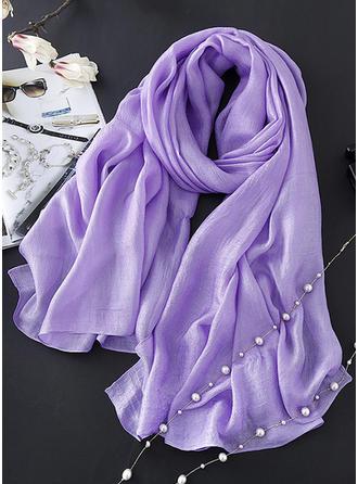 Effen kleur lichtgewicht/te groot Sjaal