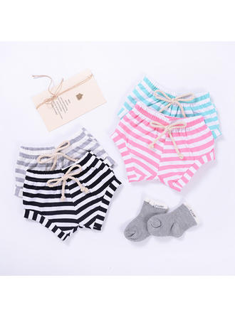 Bébé & Bambins Striped Coton Short