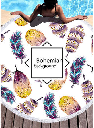 Bohemia attractive Beach Towel
