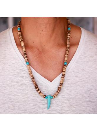 Fashionable Exotic Stylish Alloy Unisex Necklaces