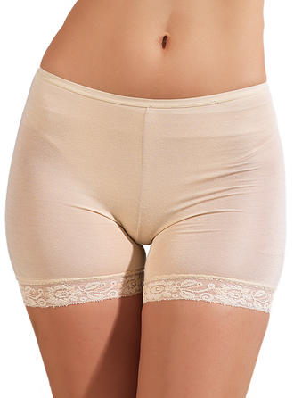Cotton Lace Shapewear