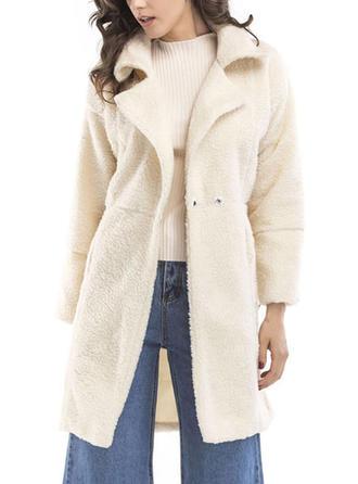 Cotton Long Sleeves Plain