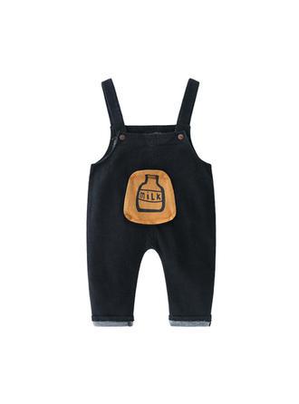 Bébé & Bambins Imprimé Bande Dessinée Coton Jeans