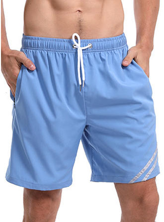 Mænd Foret Hurtigtørre Board shorts