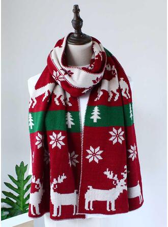 Christmas attractive/Christmas Scarf