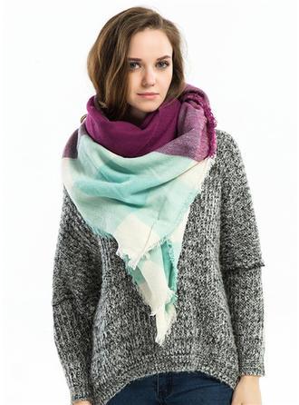 atrakcyjny/Zimna pogoda Akryl Szaliki
