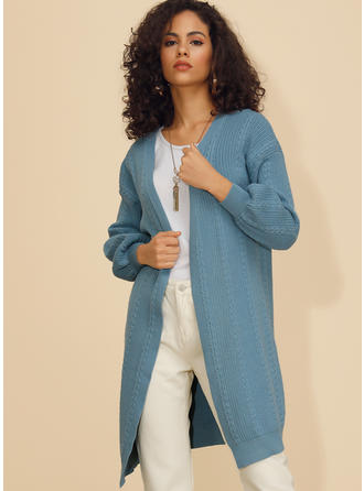 Solido Cavo Knit Cardigan