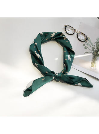 Animal Neck/Square/Light Weight Square scarf