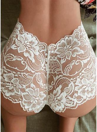 Koronka Spodenki Panty