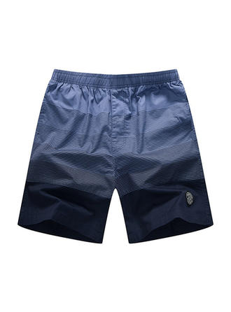 Men's Splice color Board Shorts