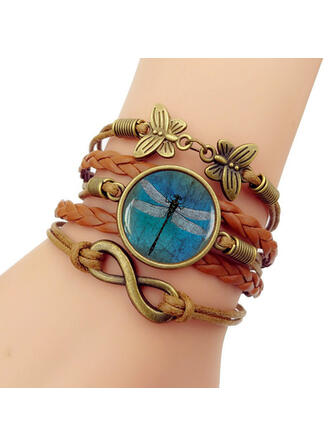 Charming Fancy Alloy Bracelets