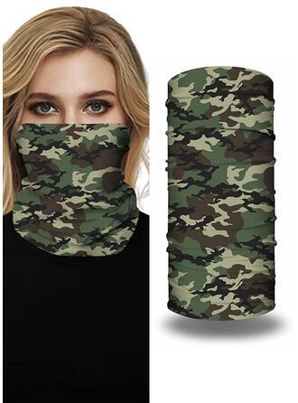 Ademend/Beschermend/Volledige dekking/Multi-functionele/Naadloos/Stofdicht bandana's