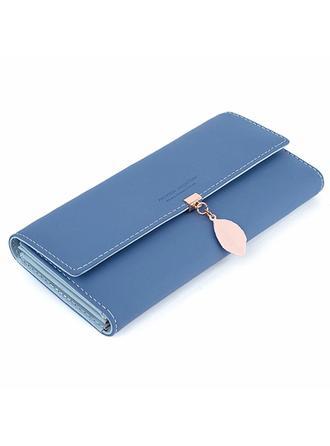 Elegant Wallets & Wristlets