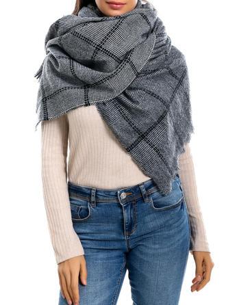 Pläd attraktiv/Kallt väder Halsduk