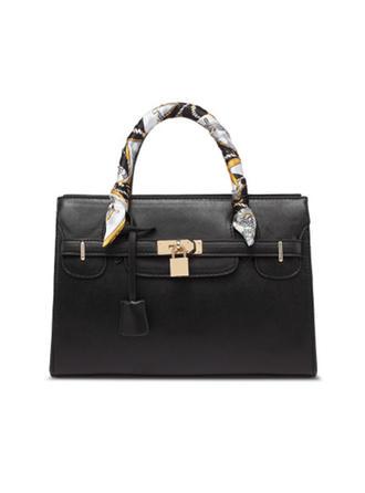 Elegant PU Einkaufstaschen Taschen