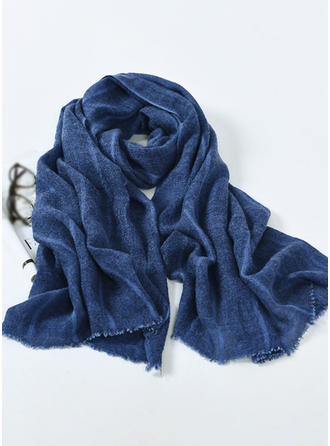 Solid Color Oversized/Shawls Scarf
