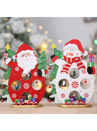 Hóember Télapó Karácsony Fa Karácsonyi dekoráció dIY Craft