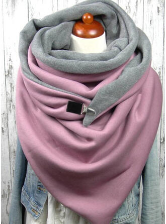 Solid Color Shawls/fashion/Comfortable Scarf