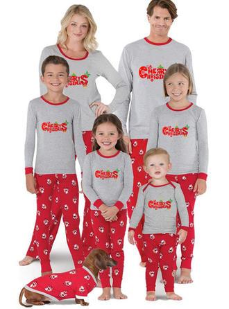Santa Letter Christmas Family Matching