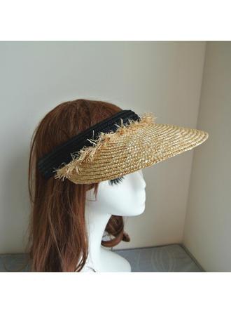 Doamnelor Cea mai tare Sare paie Hat de paie/Plajă / pălării de soare