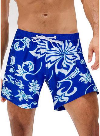 Men's Colorful Swim Trunks Swimsuit