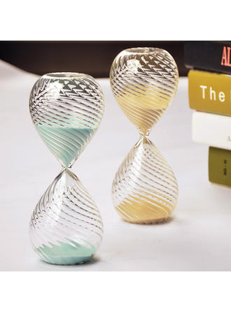 Desktop Glass Hourglass