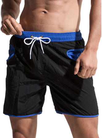 Men's Quick Dry Swim Trunks