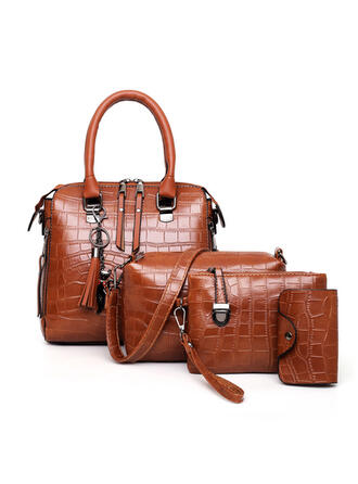 Fashionable/Lichee Pattern Bag Sets