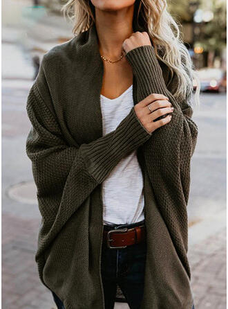 Solid Cardigan