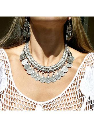 Fashionable Exotic Stylish Alloy Women's Necklaces
