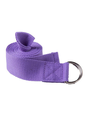 Sports Yoga Multi-functional Cotton Polyester Yoga Stretch Strap