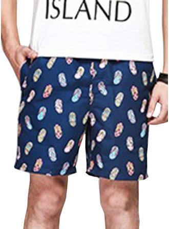 De Los Hombres Dot Pantalones cortos