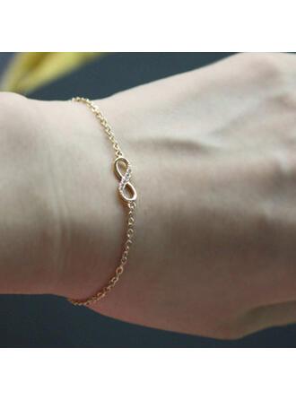 Alloy With Rhinestone Bracelets Beach Jewelry