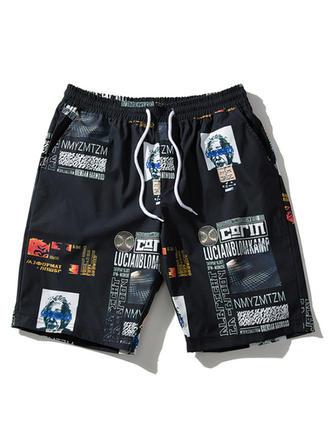 De Los Hombres Secado rápido Pantalones cortos