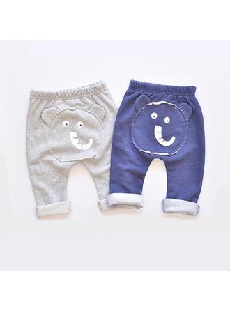 Bébé & Bambin Garçon L'Éléphant Coton Pantalon