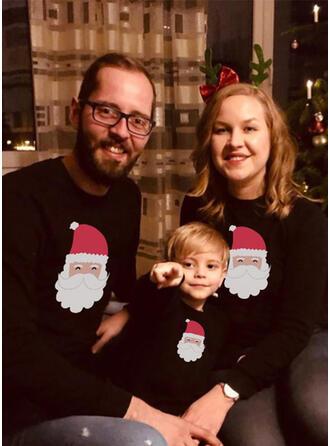 Santa Family Matching Sweatshirts