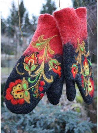 Gradient farve efterspurgte/enkle/Koldt vejr handsker