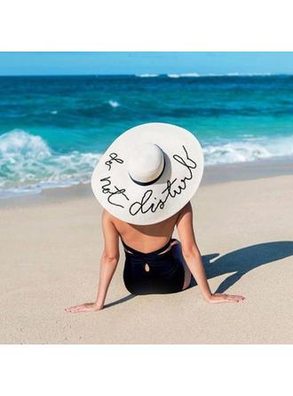 Doamnelor Special Papirus Plajă / pălării de soare
