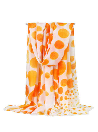 Polka Dots Light Weight/attractive/simple Scarf